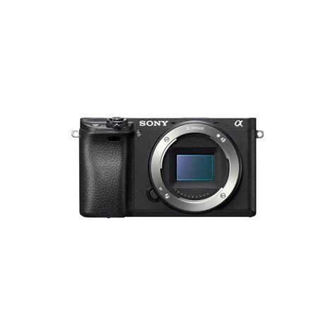 Sony Ilce A 6300 sony alpha a6300 ilce 6300 24 2 mp mirrorless 4k black only