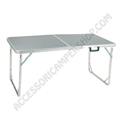 tavoli pieghevoli in alluminio tavolo pieghevole folding coleman in alluminio per 8