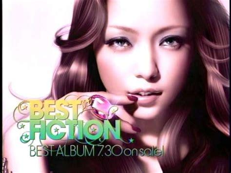 best fiction 安室奈美恵のベストアルバム有名な曲がシャンプーのcmに使われてた曲くらいで ガールズちゃんねる