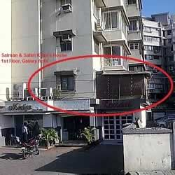 galaxy appartment pictures and info on salman khan s house in bandra mumbai