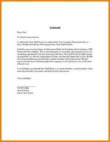 Business Testimonial Template search results for format for recommendation letters