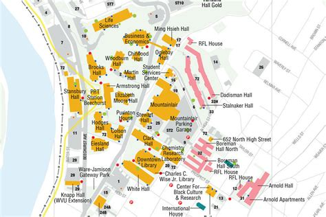 Residential Plans by Downtown Housing West Virginia University