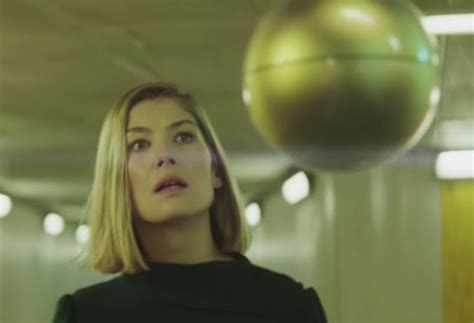 rosamund pike rankings opinions lists rankings about rosamund pike stars in massive attack s creepy new video