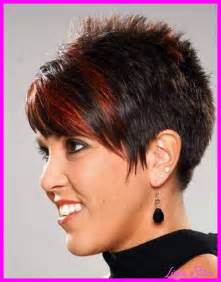 short spikey hairstyles for women hairstyles fashion