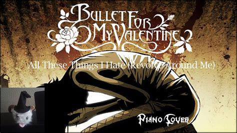 These Things bullet for my all these things i revolve