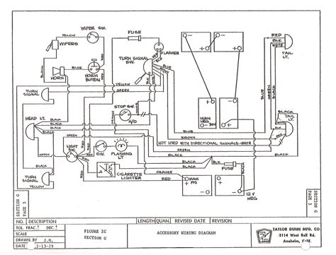 36 volt dunn wiring diagram wiring diagram with