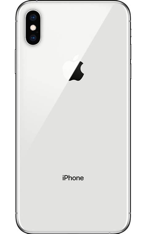 apple iphone xs max silver gb  mobile razelle