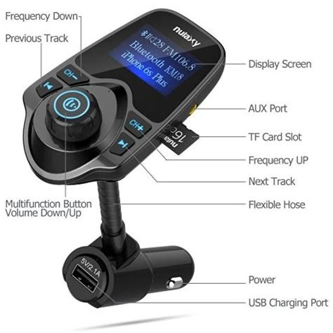best bluetooth fm transmitter reviews of the best bluetooth fm transmitter car kits 2017