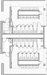 Airport Terminal Floor Plans Teminal B C Restrooms Cda Amp I Architecture And Interiors