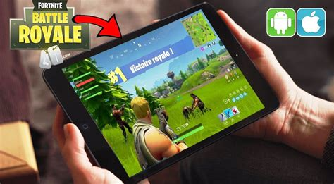 fortnite for tablet fortnite on mobile how to join the battle royale on ios