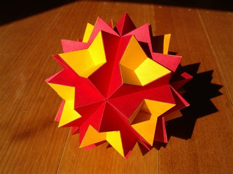 Image Gallery Stellated Icosahedron - great stellated truncated dodecahedron