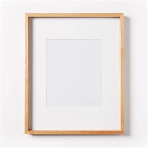 gallery frames picture frames oak picture frames 16x20 oak picture