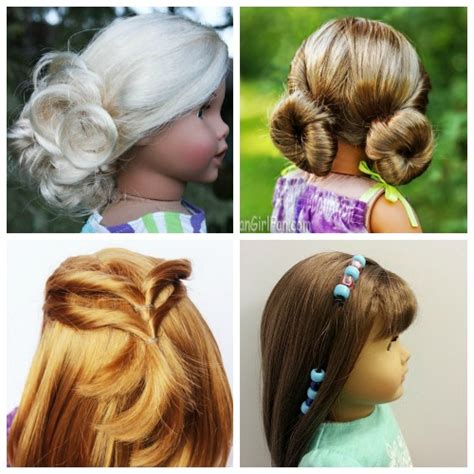 little girl hairstyles easy to do easy american girl hairstyles even little girls can do