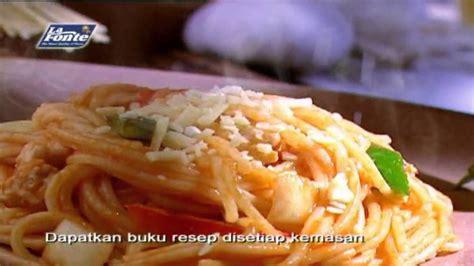 Harga Spaghetti La Fonte by La Fonte Pasta Versi Spaghetti Cha Cha Cha 30 Quot