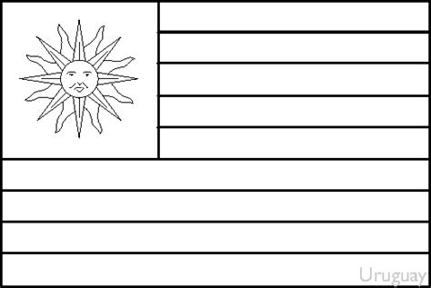 colouring book of flags central and south america