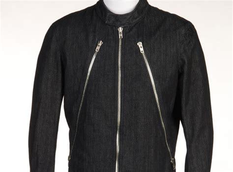 Edition Jaket Bikers Style martin margiela limited edition 5 zip biker jacket highsnobiety
