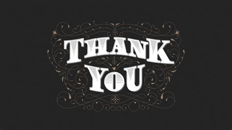 thank you background black and white thank you wallpapers and backgrounds