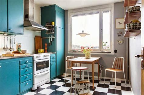 cuisine style retro la fabrique 224 d 233 co r 233 tro une cuisine tellement sixties