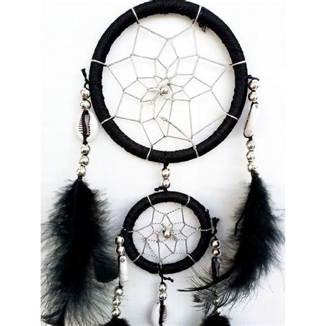 Handmade Dreamcatcher - handmade catcher with feathers decoration ornament