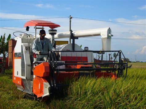Pemotong Padi Zaaga Mesin Pemanen Padi Modern Mesin Pertanian Modern
