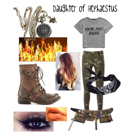 daughter  hephaestus percy jackson outfits percy