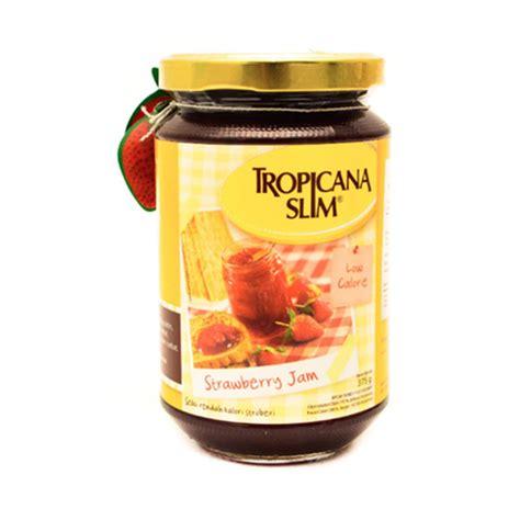Tropicana Slim Gula Cair Dengan Madu Minuman Kesehatan jual tropicana slim selai strawberry 375gr prosehat