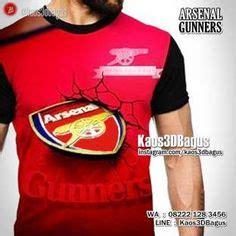 Kaos Bola Qatar Kaos 3d Arsenal Kaos 3d The Gunners Kaos 3d Bola Arsenal