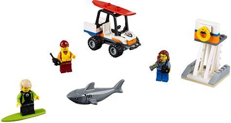 Dijamin Lego 60163 City Coast Guard Starter Set city 2017 coast guard brickset lego set guide and database