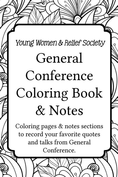 conference coloring pages lds best 20 general conference ideas on pinterest general