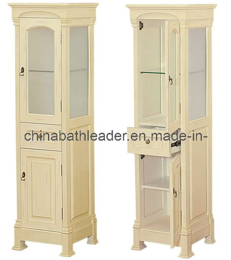 china bathroom storage side cabinet vanity 3 china