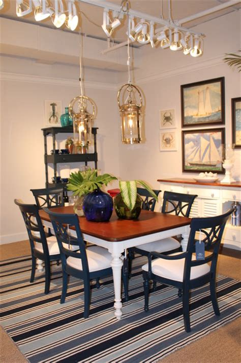 coastal living dining room coastal living cottage dining room