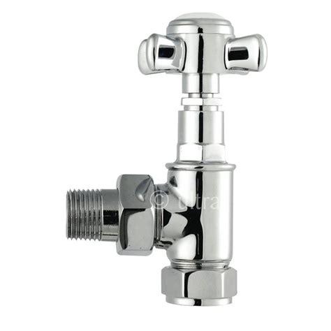 bathroom radiator valves cp victorian crosshead radiator valves angled buy online