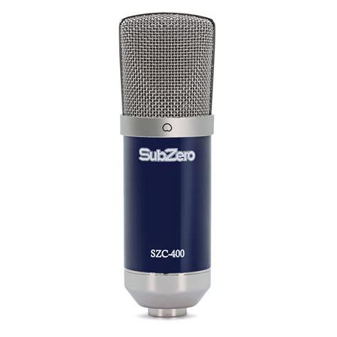 Subzero Sz Mix04 4 subzero sz 400 kondensatormikrofon studiopaket p 229