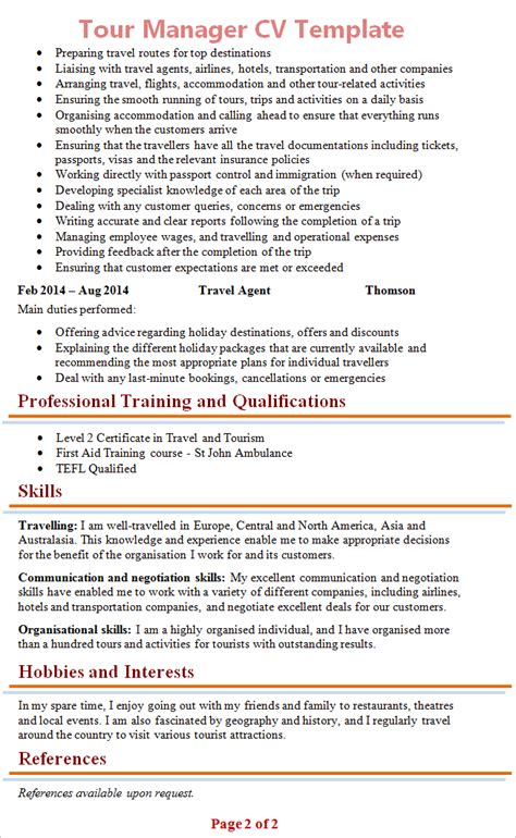 resume sle activities and interests