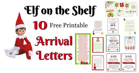 On The Shelf Returning Letter by 1000 Images About Letters From Santa On Free