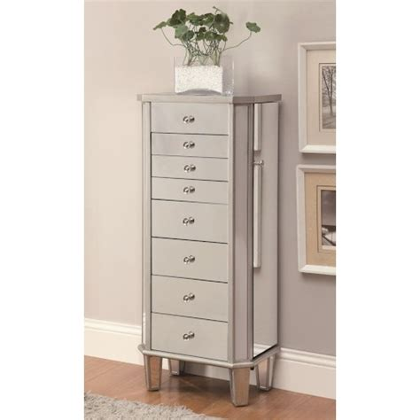 jewelry armoire chest jewelry armoire with flip mirror top jewelry armoires by