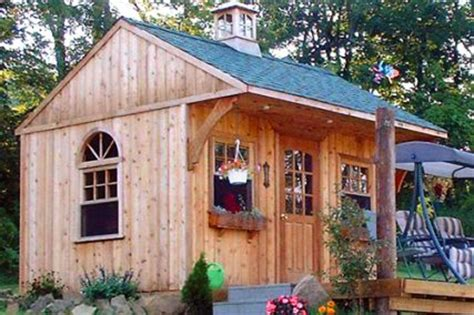 backyard guest house kits backyard guest house garden houses pinterest