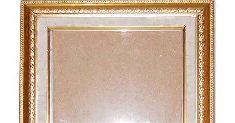 Dus Emas 20x30 prada frame shop frame ukir list 4cm linen