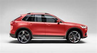 Xc40 Volvo Volvo Will Reveal The Xc40 In May 18 Check How It May
