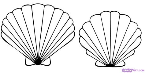 image result for seashell template free printable audreys