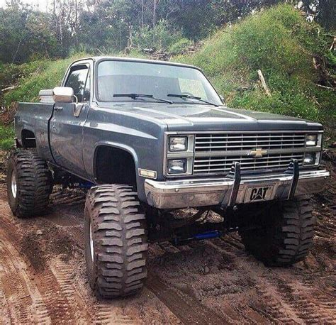 153 best images about 4x4 chevy trucks on