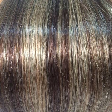 Light Brown Hair Extensions by Brown Light Brown 4 12 Highlights 20 Inch