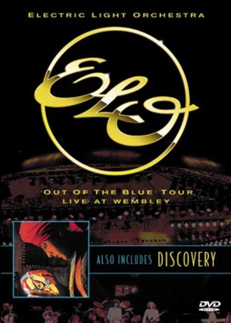 electric light orchestra discovery electric light orchestra out of the blue tour live at
