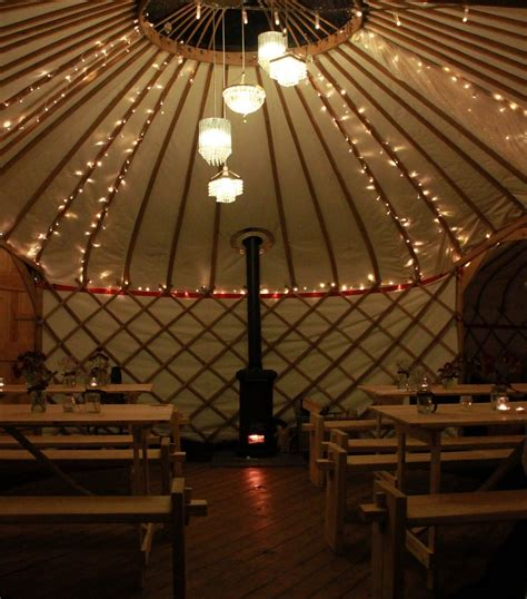 Wedding Yurt by Gallery Wedding Yurts Yurts And Tree Houses