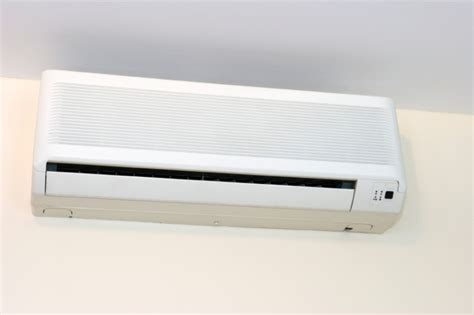 mitsubishi ac heater wall unit how much does a ductless air conditioner cost modernize