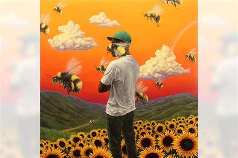 tyler  creator announces flower boy album