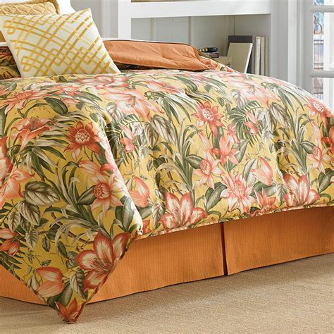 Tropical Comforter Sets by Bahama Tropical Comforter Set