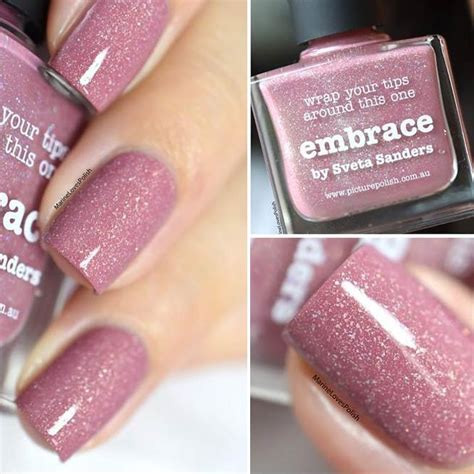 dusty pink l shade dusty rose color nail polish best image nail 2017