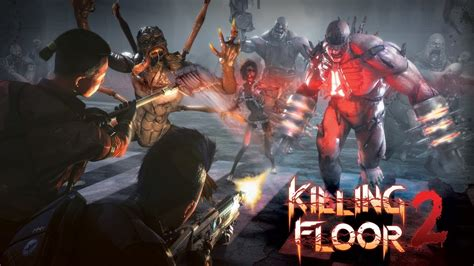 killing floor 2 outpost glitch youtube