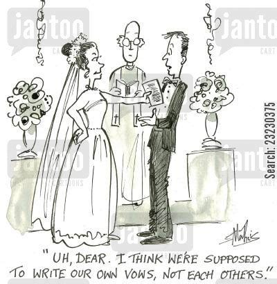 Wedding Ceremony Humor by Church Weddings Humor From Jantoo